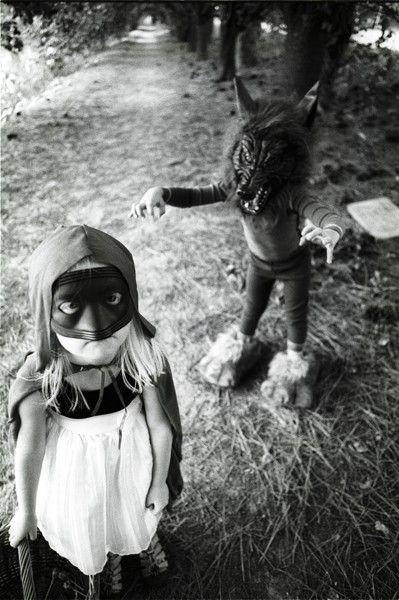 Caperucita & El Lobo