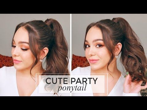 5 Ponytails In 5 Minutes Quick And Easy Ponytail Hairstyles For School Youtube Ponytail Hairstyles Easy Easy Little Girl Hairstyles Girls Hairstyles Easy