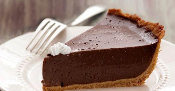 Aprenda a preparar a receita de Torta de chocolate light