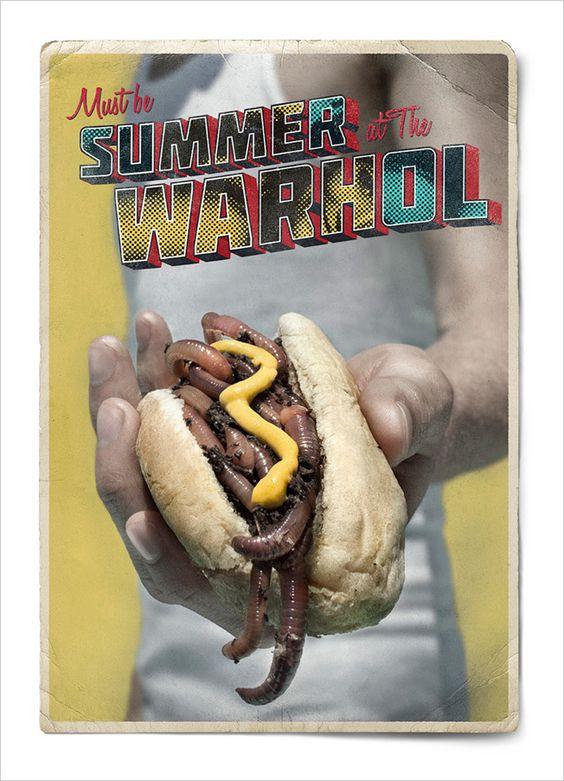 Warhol Museum Summer Ads