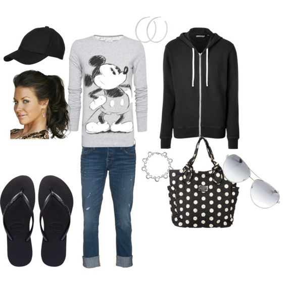 Mickey, created by heather767 on Polyvore
