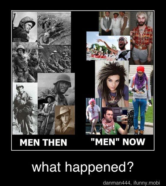 Men then please!!!!