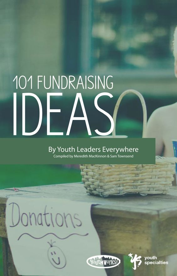 free fundraising ideas for church youth groups