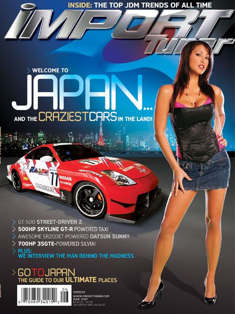 import tuner magazine covers - Google Search | Import