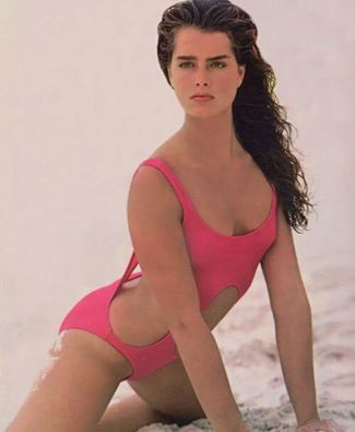 Brooke Shields in The Blue Lagoon's photo.