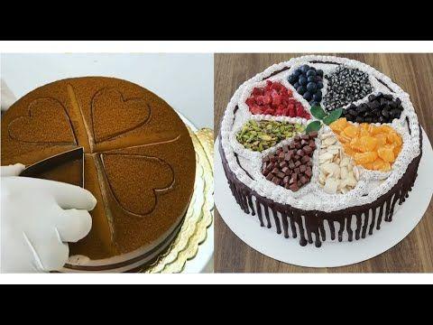 Top 17 Idei Ukrashenie Domashnih Tortov Top 17 Homemade Cake Decorating Ideas Youtube In 2021 Baking Cakes Ideas Sponge Cake Recipes No Bake Cake