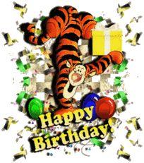 happy birthday surprise tigger piglet