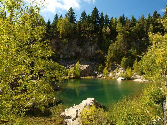 Eau, lacs et cascades au Mézenc