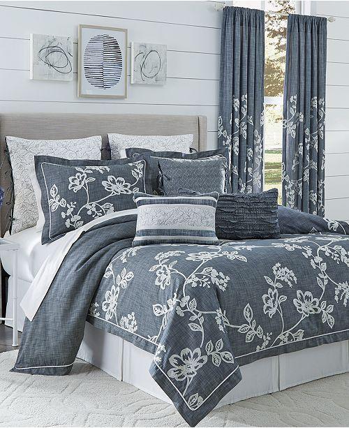 Croscill Lucine 4 Pc King Comforter Set Reviews Comforters