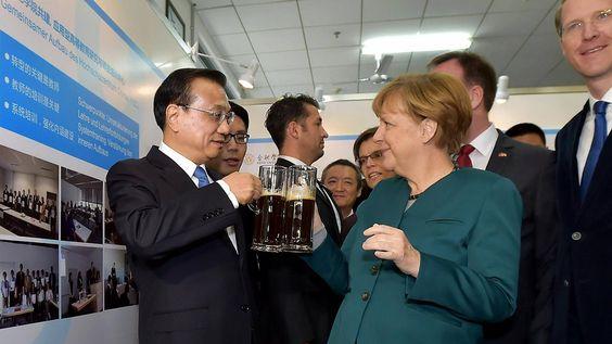"""""""Merkel war die Hartleibigste"""": Beziehungen zu China werden schwieriger"""