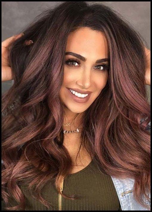 Fall Hair Color 2019 Hair Ideas For The Girls Fall Hair