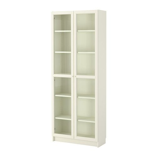 billy oxberg bookcase white placard chaussures the. Black Bedroom Furniture Sets. Home Design Ideas
