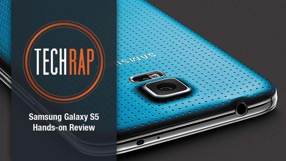 Samsung Galaxy S5 hands-on review (TechRap)
