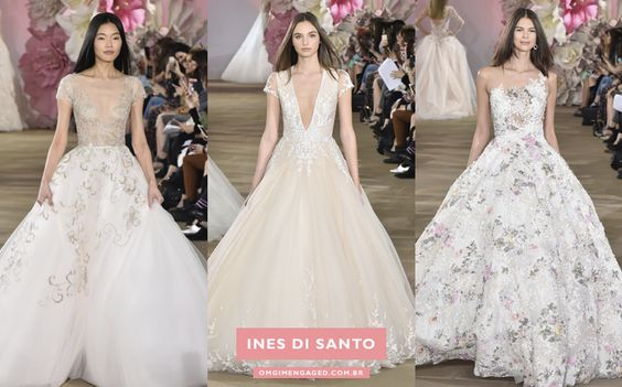 O melhor do New York Bridal Fashion Week {New York} - OMG I'm Engaged