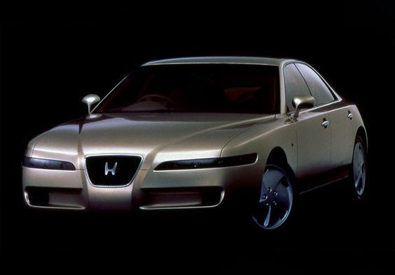 Honda Fs X Concept Cars Honda Dream Cars