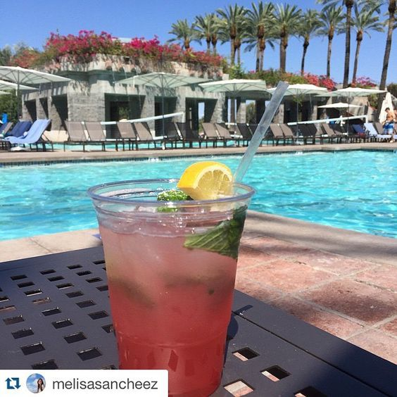Cheers!  #Scottsdale #poolside #cocktail #awesome #arizona #sunshine