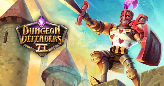Dungeon Defenders 2, yeah!