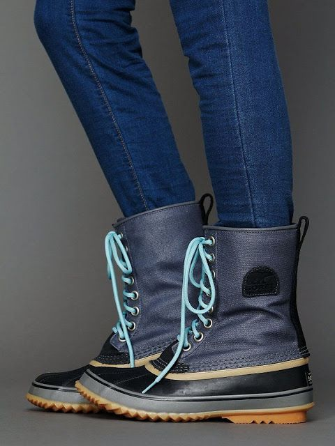 Fall Rain Boots - function over form but honestly I think these are cute. Sooo...: