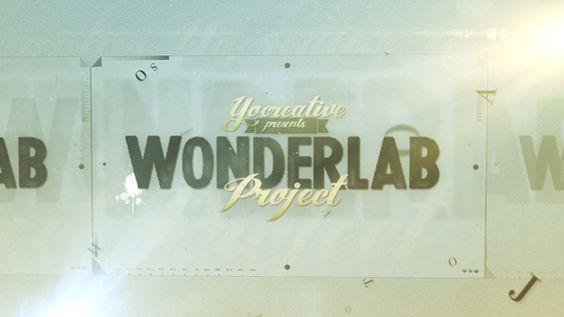 Wonderlab- videohive