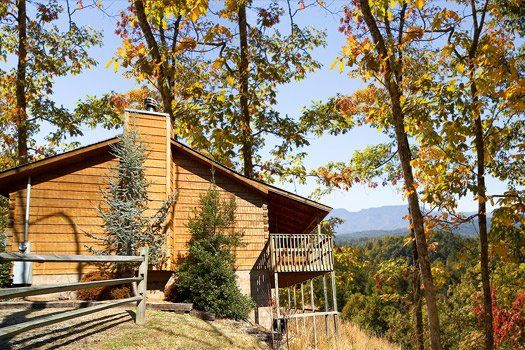 Mountain Magic Deluxe 1 Bedroom Pigeon Forge Cabin Rental Pigeon Forge Cabins Pigeon Forge Cabin Rentals Cabin Rentals