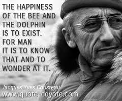 jacques cousteau quotes - Google Search