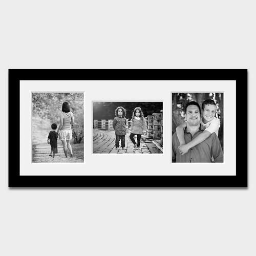 Multi Photo Frame To Hold 3 Mixed 8 X10 Photos In Various Colours In 2020 Multi Photos Frame Multi Photo Photo Frame