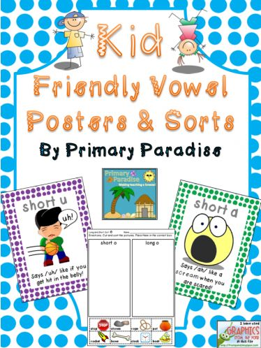 Vowels Bundle!