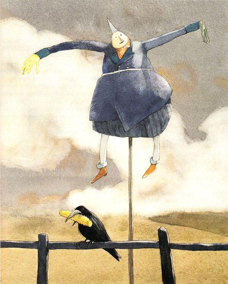 Lisbeth Zwerger, The Wizard of Oz Series on ArtStack #lisbeth-zwerger #art