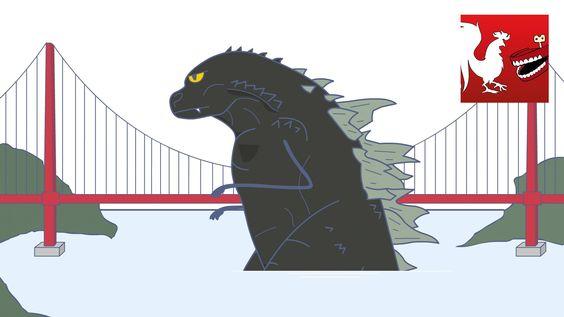 Rooster Teeth Animated Adventures - Godzilla vs The Human Bugs