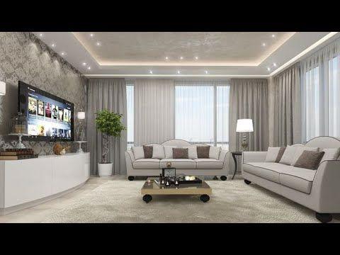 Stylish Small Living Room Interior Design Ideas Youtube Elegant Living Room Design Ceiling Design Living Room Living Room Designs