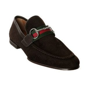Gucci loafers. Essential.