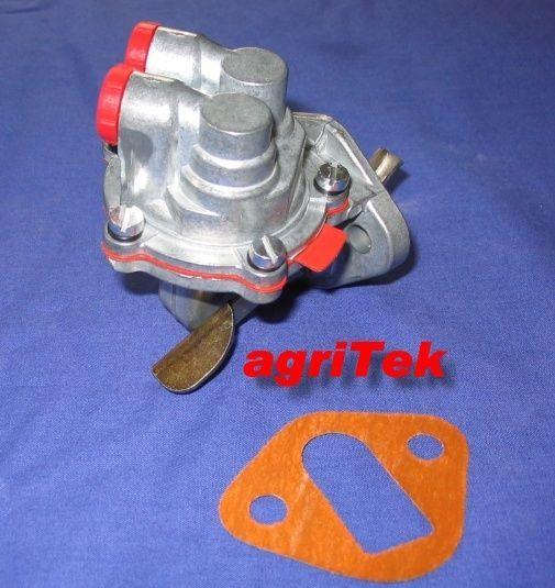 Details Zu 2 Loch Forderpumpe Kraftstoffforderpumpe Massey Ferguson Trecker Schlepper Trecker Schlepper Ebay