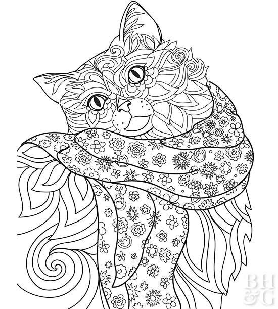 Here Are 24 Free Pet Coloring Pages To Help You Relax Cat Coloring Page Dog Coloring Page Cat Coloring Book