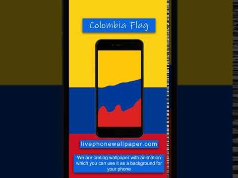 Colombia S Flag Live Wallpaper Iphone Live Wallpaper Android Youtube Live Wallpaper Iphone Live Wallpapers Android Wallpaper