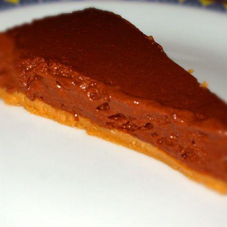 Tarte de Chocolate