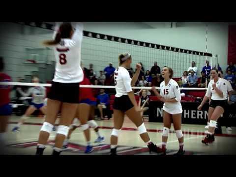 These 8 Mid American Conference Volleyball Highlights Videos Are Used Before Matches To Entertain And Pump Up Th American Conference Volleyball News Volleyball