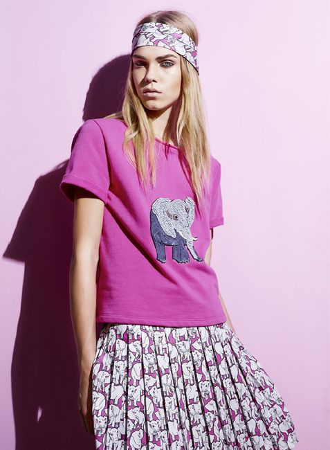 au jour le jour Resort 2013 Collection @Maysociety