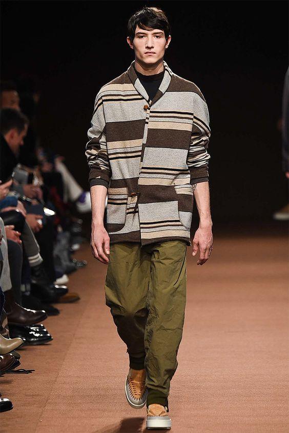 #Menswear #Trends Kolor Fall Winter 2015 Otoño Invierno #Tendencias #Moda Hombre   F.Y!