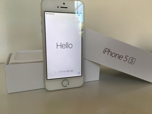 Apple iPhone 5s - 32GB - Silver Color Worldwide GSM Unlocked Smartphone 4G LTE https://t.co/PgGSthP0Pg https://t.co/3U31umzSR7
