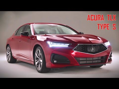 Acura Tlx Type S Presentation First Look 2021 Youtube Acura Tlx Acura Acura Tsx