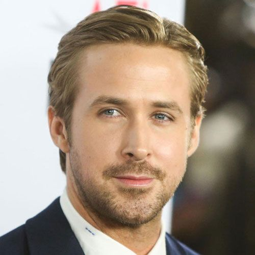 The Best Ryan Gosling Haircuts Hairstyles 2020 Update Ryan Gosling Haircut Mens Hairstyles Long Hair Styles