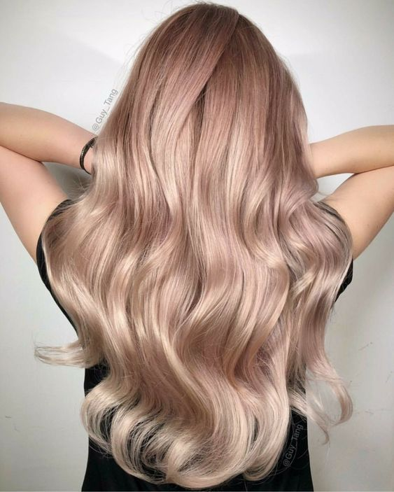 Hair Styles Ideas Ombre Hair Is Still One Of The Hottest Trends From Blonde Ombre Style To Black Listfender Leading Inspiration Magazine Shopping T Hair Styles Pink Blonde