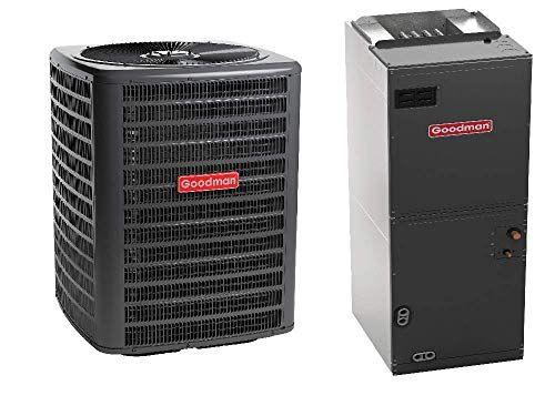 Goodman 5 Ton 14 Seer Heat Pump System With Multi Positio Https Www Amazon Com Dp B00w8dghtk Ref Cm S Heat Pump System Air Handler Air Conditioning System