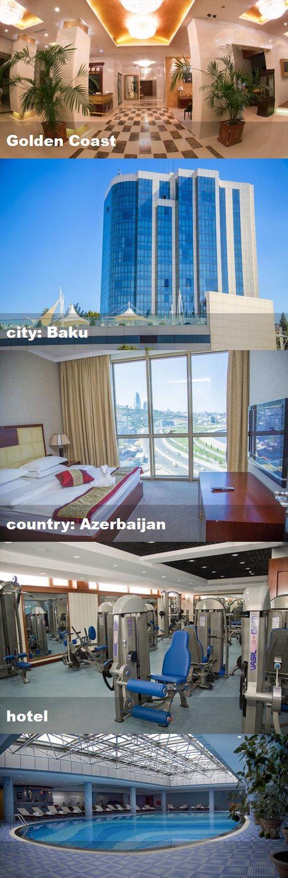 Golden Coast City Baku Country Azerbaijan Hotel Golden Coast Hotel Coast