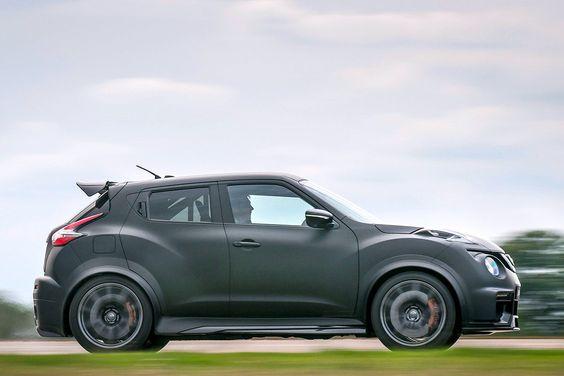Nissan Juke-R 2.0: Premiere in Goodwood - Bilder - autobild.de