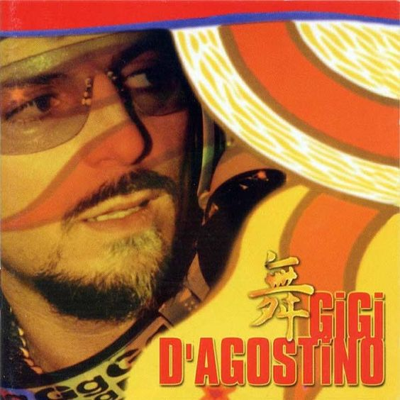 Gigi D'Agostino – L'amour toujours (I'll Fly with You) (single cover art)