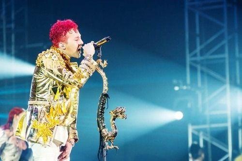 Cool Mic GD! @ OOAK Concert Seoul