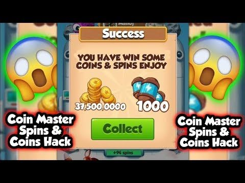 free daily spin coin master game