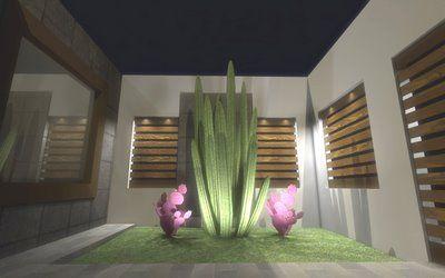 Decoraciones y modernidades jardines modernos para for Decoraciones de jardines