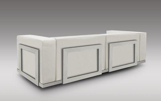 Isolabella sofa - design Riccardo Beretta - deMIlan